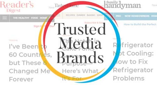 Trusted Media Brands Uses AAM's Digital Publisher Audit as Proof Point with Clients